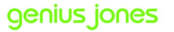 Genius Jones Logo